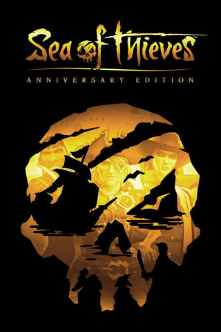 SEA OF THIEVES ANNIVERSARY EDITION - WINDOWS STORE - PC - WORLDWIDE - MULTILANGUAGE