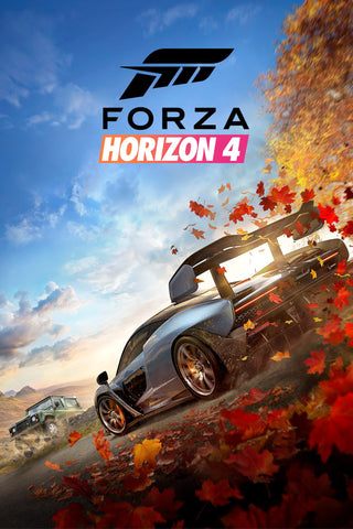 FORZA HORIZON 4 - WINDOWS STORE - EU - MULTILANGUAGE - PC Libelula Vesela