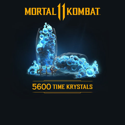 MORTAL KOMBAT 11 CURRENCY 5600 TIME KRYSTALS - PS4 - PSN - PLAYSTATION - MULTILANGUAGE - EU