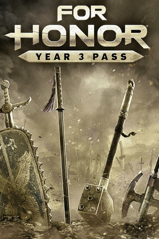FOR HONOR (YEAR 3 PASS) - UPLAY - MULTILANGUAGE - EU - PC