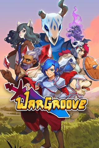 WARGROOVE - STEAM - PC - WORLDWIDE