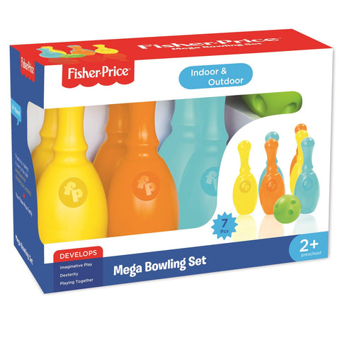MEGA SET DE BOWLING - FISHER PRICE (FP1825)