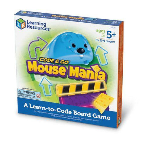 SET STEM - CURSA SORICEILOR - LEARNING RESOURCES (LER2863)