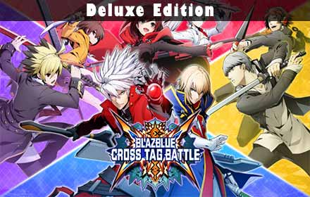 BLAZBLUE: CROSS TAG BATTLE - DELUXE EDITION - STEAM - PC - WORLDWIDE