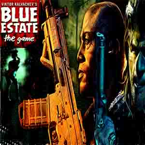 BLUE ESTATE THE GAME - STEAM - PC - WORLDWIDE