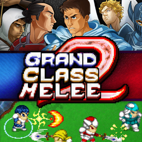GRAND CLASS MELEE 2 - STEAM - PC - WORLDWIDE