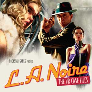 L.A. NOIRE: THE VR CASE FILES [VR] - STEAM - PC - EMEA, US