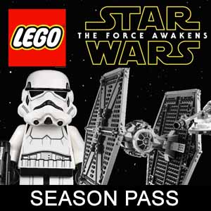 LEGO STAR WARS: THE FORCE AWAKENS SEASON PASS (DLC) - STEAM - PC - WORLDWIDE