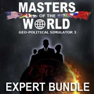 MASTERS OF THE WORLD EXPERT BUNDLE - STEAM - PC