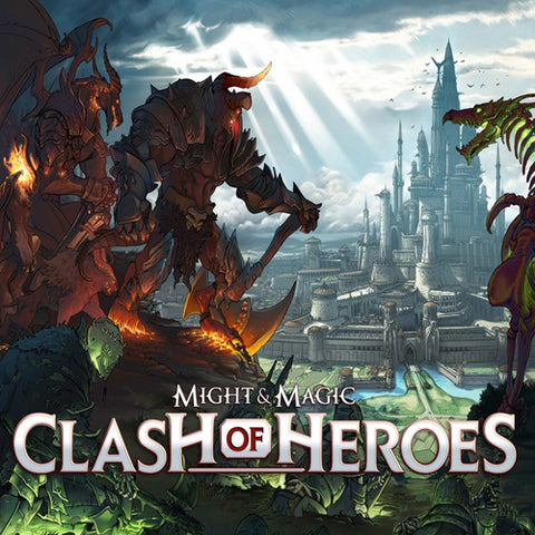 MIGHT & MAGIC: CLASH OF HEROES - STEAM - PC - EU