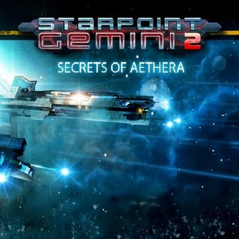 STARPOINT GEMINI 2 - SECRETS OF AETHERA (DLC) - STEAM - PC