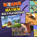 WORMS ULTIMATE MAYHEM - MULTIPLAYER PACK (DLC) - STEAM - PC