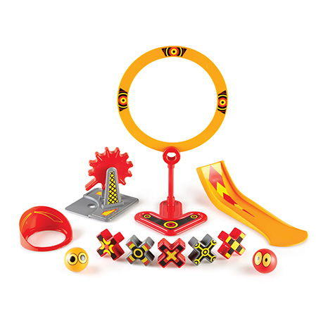 SET STEM - WACKY WHEELS - LEARNING RESOURCES (LER9289)