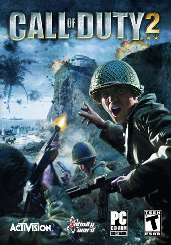 CALL OF DUTY 2 - STEAM - PC - MULTILANGUAGE