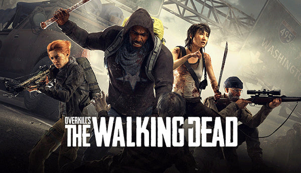 OVERKILL'S: THE WALKING DEAD - STEAM - PC - EU