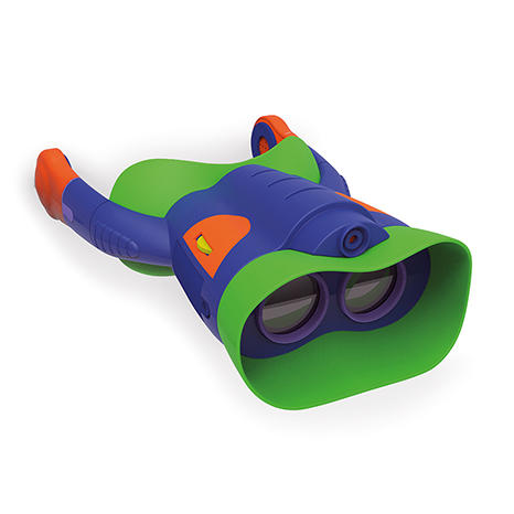 GEOSAFARI - SUPER BINOCLU JUNIOR - EDUCATIONAL INSIGHTS (EI-5261) Libelula Vesela
