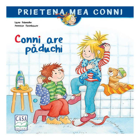 CONNI ARE PADUCHI - EDITURA CASA (ED-1000048)