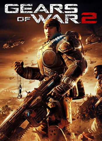 GEARS OF WAR II - XBOX LIVE - MULTILANGUAGE - WORLDWIDE - XBOX ONE