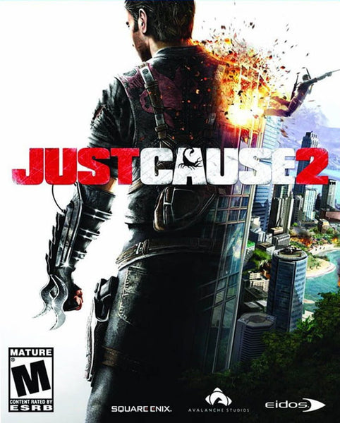 JUST CAUSE 2 - STEAM - MULTILANGUAGE - EU - PC