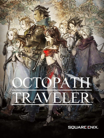 OCTOPATH TRAVELER - STEAM - MULTILANGUAGE - WORLDWIDE - PC Libelula Vesela Jocuri video