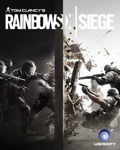 TOM CLANCY'S RAINBOW SIX SIEGE (STANDARD EDITION) - UPLAY - MULTILANGUAGE - WORLDWIDE - PC