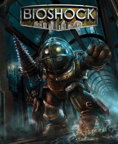 BIOSHOCK - STEAM - MULTILANGUAGE - EU - PC