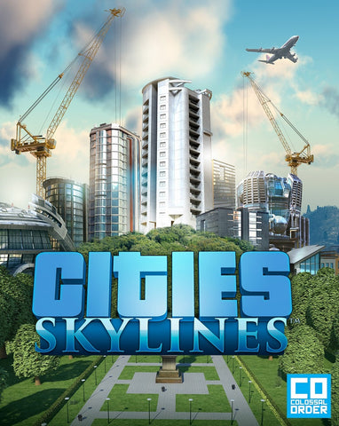 CITIES: SKYLINES - MULTILANGUAGE - WORLDWIDE - PC Libelula Vesela