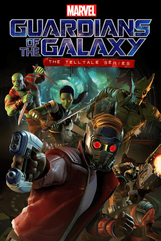 MARVEL'S GUARDIANS OF THE GALAXY: THE TELLTALE SERIES - STEAM - MULTILANGUAGE - WORLDWIDE - PC