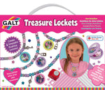 SET CREATIV - TREASURE LOCKETS - GALT (1005017)