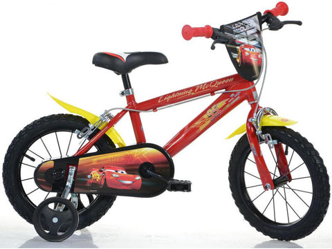 BICICLETA COPII 16'' CARS MOVIE - DINO BIKES (416U-CS3)