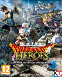 DRAGON QUEST HEROES (SLIME EDITION) - STEAM - MULTILANGUAGE - WORLDWIDE - PC
