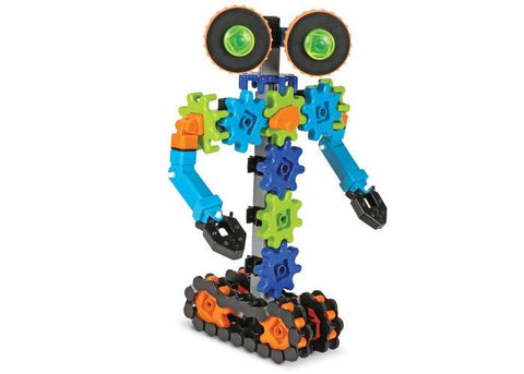 GEARS! GEARS! GEARS! ROBOTELUL IN ACTIUNE - LEARNING RESOURCES (LER9228)