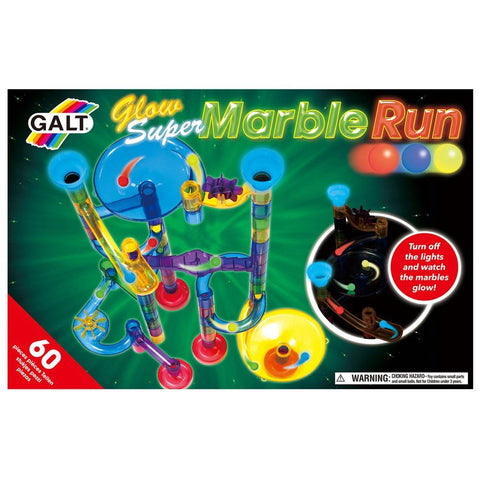 SUPER MARBLE RUN - SET REFLECTORIZANT - 60 PIESE