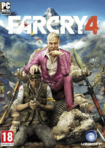 FAR CRY 4 - UPLAY - MULTILANGUAGE - WORLDWIDE - PC