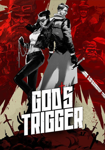 GOD'S TRIGGER - STEAM - PC - EU