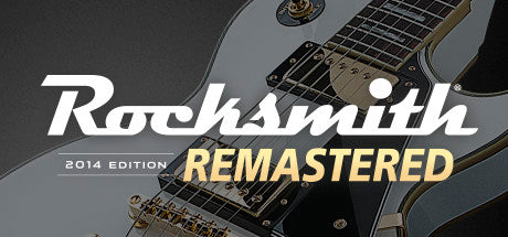 ROCKSMITH 2014 EDITION - REMASTERED - STEAM - PC / MAC
