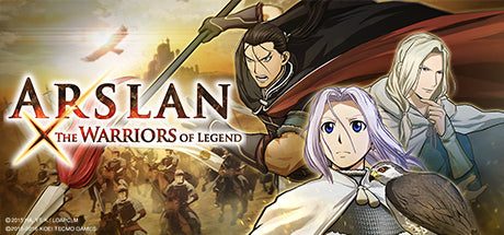 ARSLAN: THE WARRIORS OF LEGEND - STEAM - PC