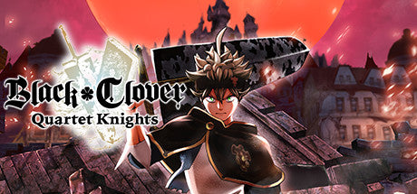 BLACK CLOVER: QUARTET KNIGHTS - STEAM - PC - WORLDWIDE