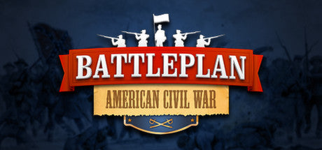 BATTLEPLAN: AMERICAN CIVIL WAR - STEAM - PC - EU