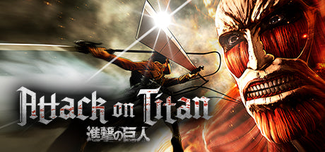 ATTACK ON TITAN / A.O.T. WINGS OF FREEDOM - STEAM - PC