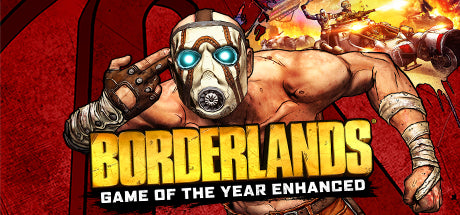 BORDERLANDS: GAME OF THE YEAR ENHANCED - PC - STEAM - MULTILANGUAGE - EU