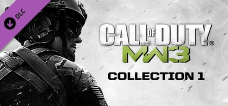 CALL OF DUTY: MODERN WARFARE 3 COLLECTION 1 (MAC) (DLC) - STEAM - WORLDWIDE