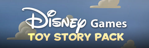 DISNEY TOY STORY PACK - STEAM - PC - EU