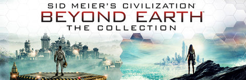 SID MEIER'S CIVILIZATION BEYOND EARTH - THE COLLECTION (MAC)