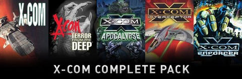 X-COM: COMPLETE PACK - STEAM - PC - EU