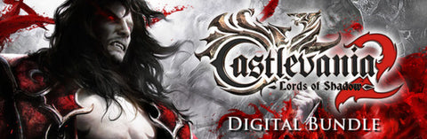 CASTELVANIA: LORD OF SHADOW 2 DIGITAL BUNDLE - STEAM - PC - EU