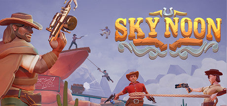 SKY NOON - STEAM - PC - WORLDWIDE