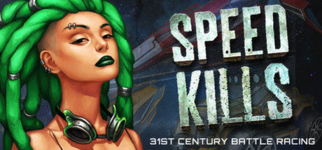SPEED KILLS SOUNDTRACK EDITION - STEAM - PC - WORLDWIDE