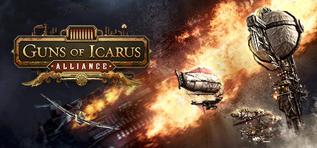 GUNS OF ICARUS ALLIANCE - STEAM - PC / MAC - WORLDWIDE