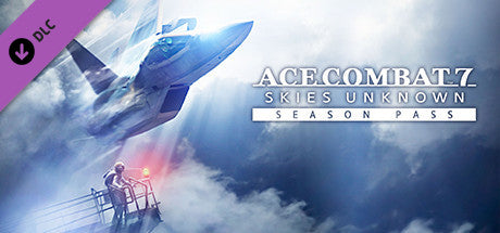 ACE COMBAT 7: SKIES UNKNOWN - SEASON PASS - STEAM - PC - WORLDWIDE
